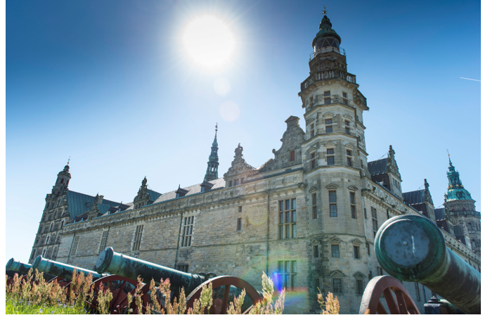 Kronborg added to the Useeum app